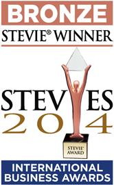 Stevie 2014 Bronze - RiverMeadow Software