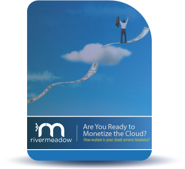 Are you ready to monetize the cloud?