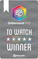 RiverMeadow is an OnDemand 2013 Award Winner