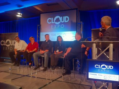 Cloud Expo West 2012