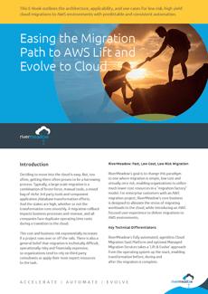 RiverMeadow AWS whitepaper download